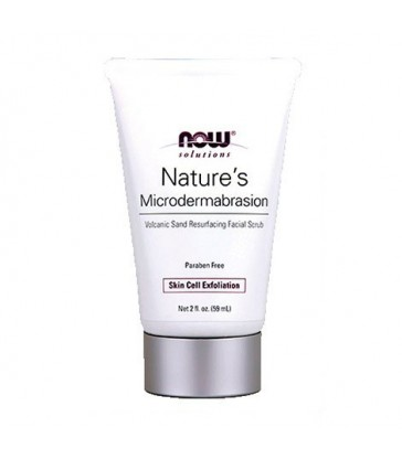 NOW NATURE'S MICRODERMABRASION SCRUB 59 ML